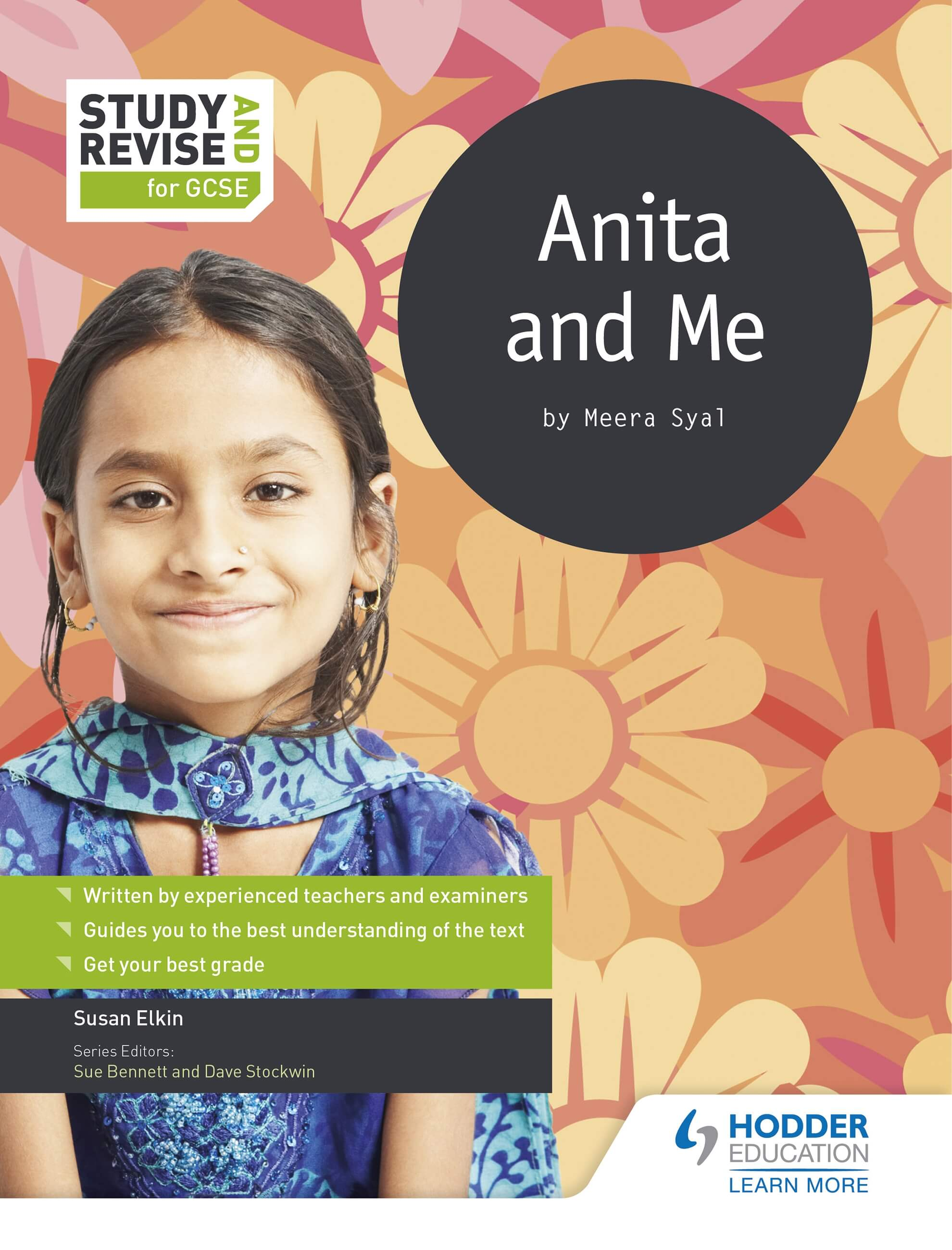 Anita and me: york notes for gcse (9-1): steve eddy: 9781292138039.