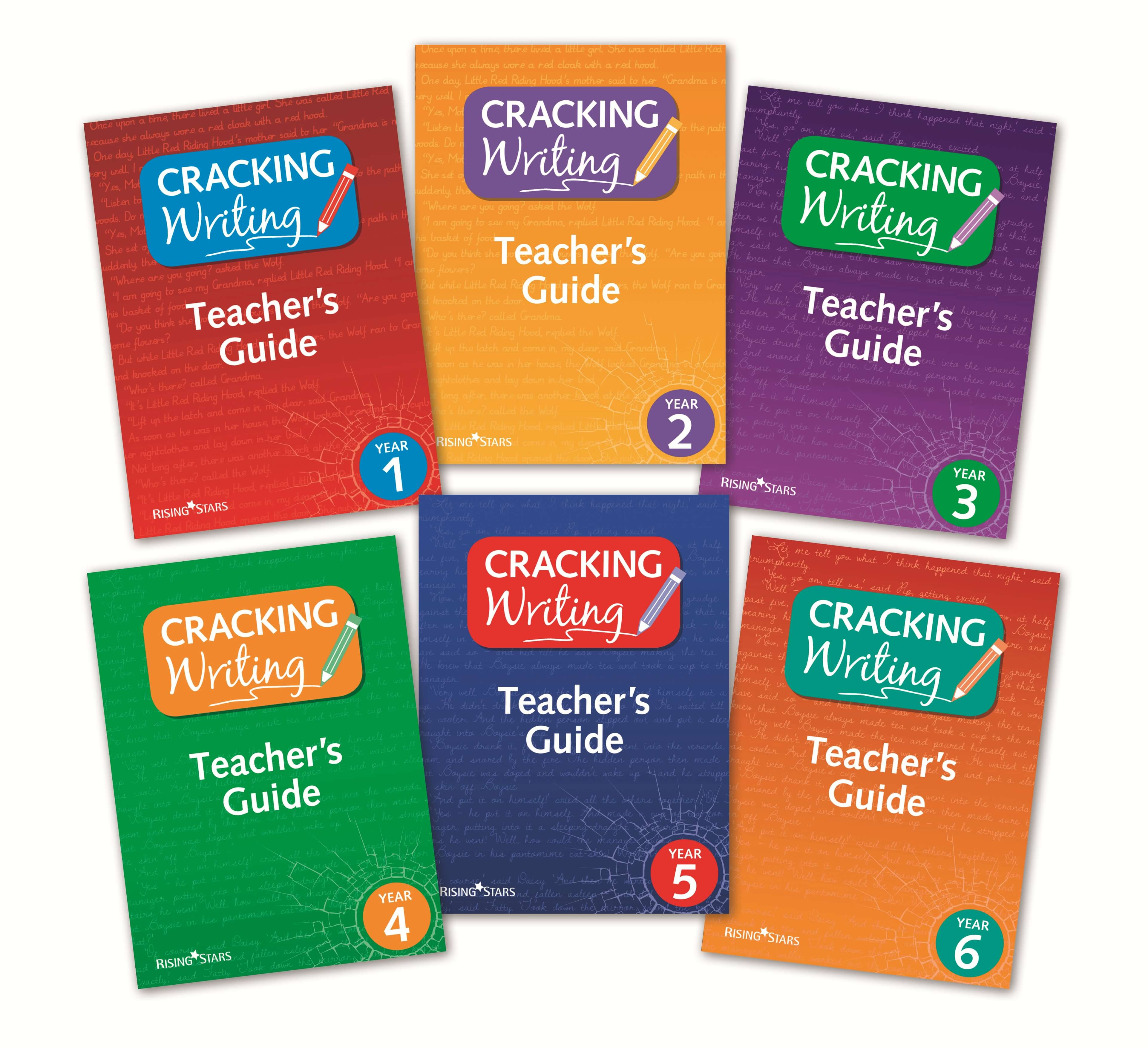 Cracking Writing Complete School Pack